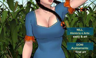 Ana lúcia moça do interior - Quadrinhos eróticos