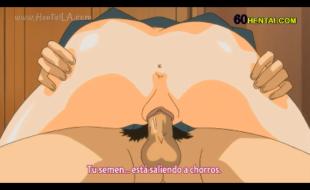 Gozando dentro da novinha - Hentai grátis